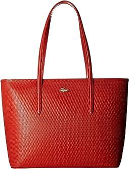 Chantaco M Zip Shopping Bag