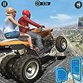 ATV Quad Bike Simulator 2018: Bike Taxi Games