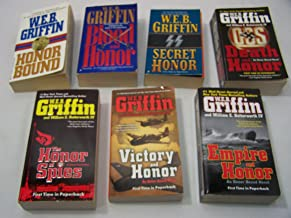 Honor Bound Complete 7 vol set Honor Bound, Blood and Honor, Secret Honor, Death and Honor, Honor of Spies, Victory and Honor Empire and Honor