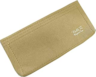 Nelliz Felt Bag insert Organizer Organiser Shaper For Pochette accessoires pouch accessories purse pouchette kirigami large