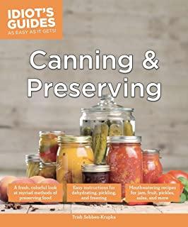 Idiot's Guides: Canning and Preserving