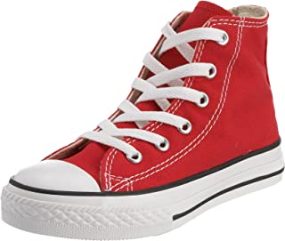 9b61d4e6794c Converse Kids Chuck Taylor All Star Core Hi - Red - 9