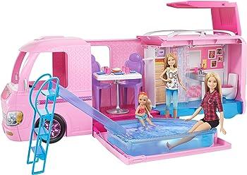 Barbie Dream Camper Adventure Camping Playset