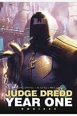 Judge Dredd: Year One Omnibus (Judge Dredd: The Early Years) Kindle Edition