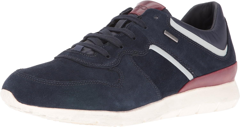 Geox Men's U Gektor B ABX B Low-Top Sneakers