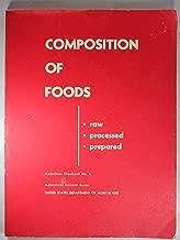 Best handbook 8 composition of foods Reviews