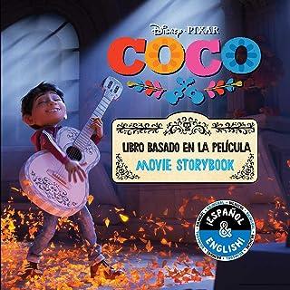 Disney/Pixar Coco: Movie Storybook / Libro basado en la película (English-