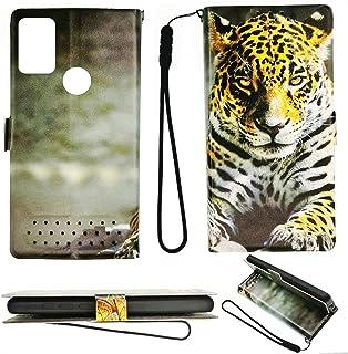 HUAYIJIE Flip ケース Case for Vivo Y50 Y30i Y30 ケース Case Cover BZ