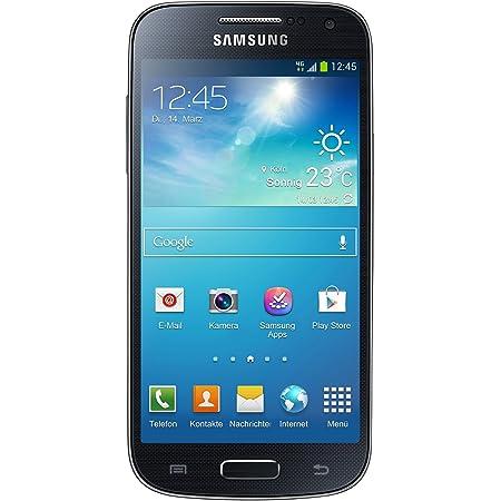 "Samsung Galaxy S4 Mini - Smartphone Libre Android (Pantalla 4.3"", cámara 8 MP, 8 GB, 1.7 GHz, 1.5 GB RAM), Negro"