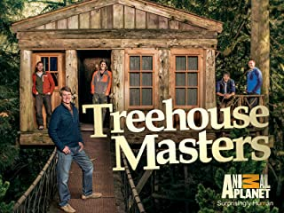 Treehouse Masters Season 2