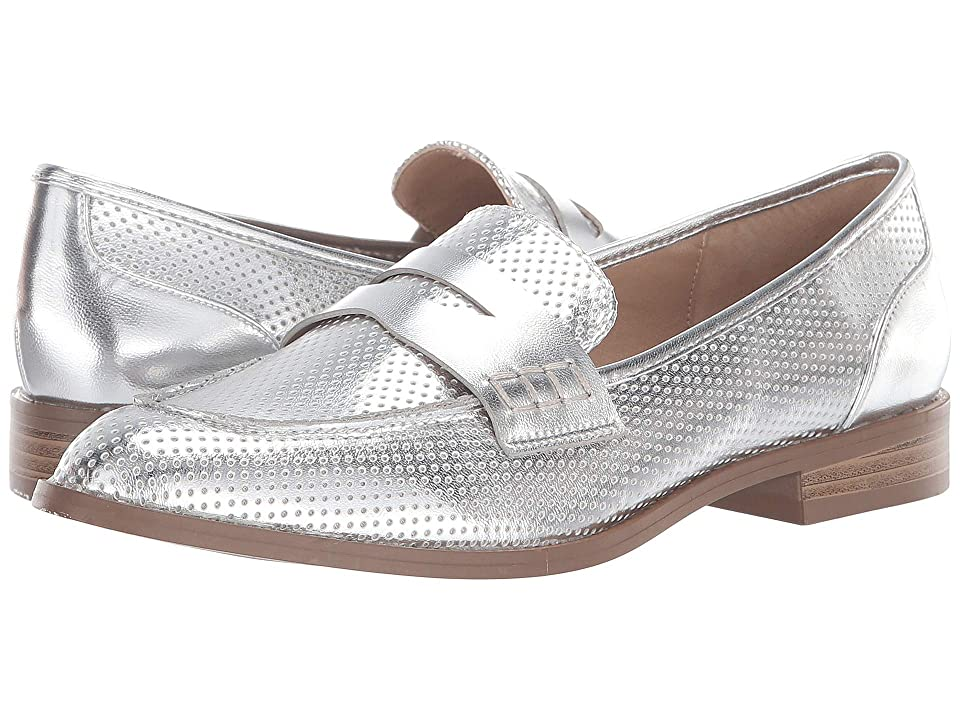 JANE AND THE SHOE Lewis (Silver) Women
