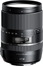 Tamron 16-300mm F/3.5-6.3 Di-II VC PZD All-In-One Zoom Lens for Canon APS-C Digital SLR Cameras (Renewed)