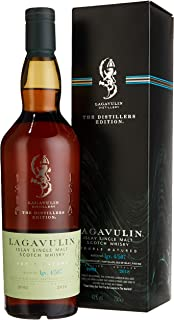 Lagavulin 16 Jahre Distillers Edition 2018 Single Malt Whisky 1 x 0.7 l