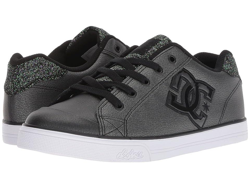 DC Kids Chelsea SE (Little Kid/Big Kid) (Black Multi) Girls Shoes
