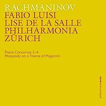 Rachmaninoff: Piano Concertos 1-4, Rhapsody on a Theme of Paganini