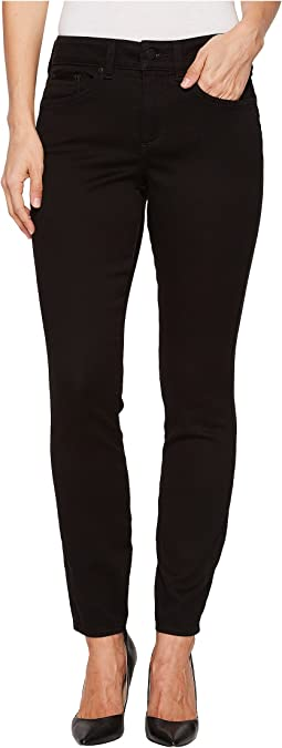 NYDJ Ami Skinny Leggings in Super Sculpting Denim in Black