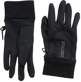 Marmot Wm's Power Stretch Glove Guantes vellón, cálidos, a