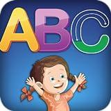 Apprendimento ABC: Gioco di scrittura a mano per bambini