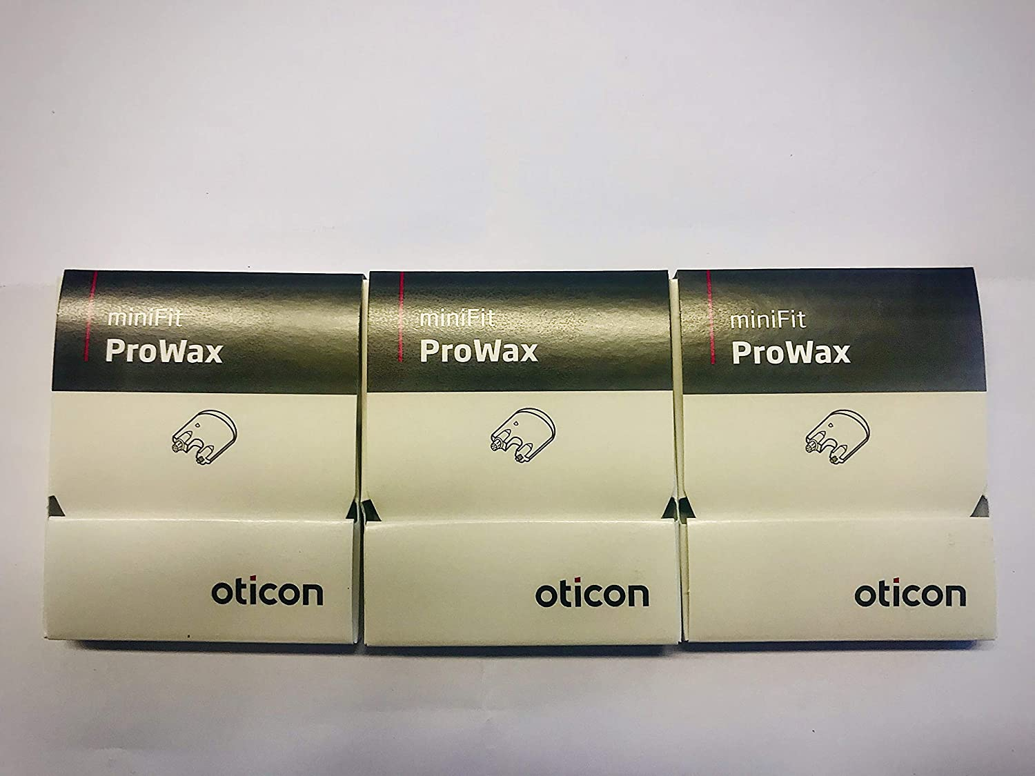 3 Packs MiniFit online shopping ProWax Filters Max 81% OFF for Pro 2 Alta Oticon and
