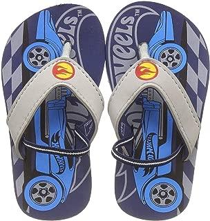Hot Wheels Boy's Hwpbff2004 Flip-Flops