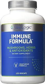 Vita Logic Immune Formula, Veg Cap (Btl-Plastic) 120ct