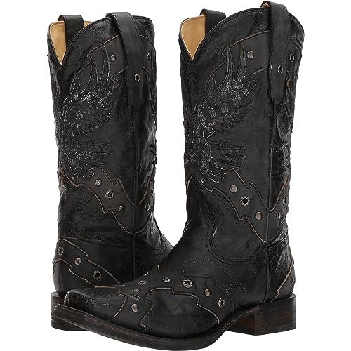 9644c4a04c6 Men's Corral Boots: Amazon.com