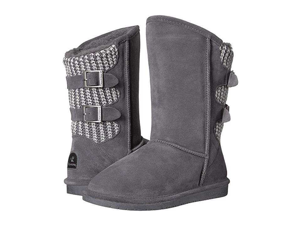 Bearpaw Boshie (Charcoal) Women