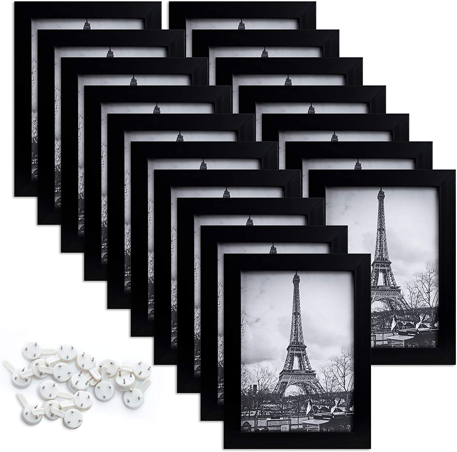 upsimples 5x7 Picture Frame with Max 61% OFF Real Glass Photo Frames Sale SALE% OFF fo Bulk