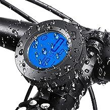 GESTAND Ciclocomputador inalámbrico, cuentakilómetros de velocidad, cuentakilómetros para bicicleta, impermeable, con retroiluminación LCD, para todos los tipos de bicicletas
