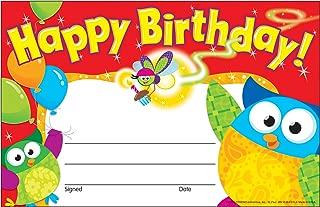 Happy Birthday (Owl-Stars!™) Recognition Awards