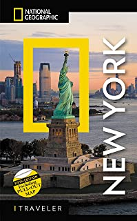 National Geographic Traveler Guide: New York, 5th Edition
