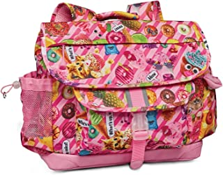 Bixbee Kids Backpack Funtastical Pink School Bag for Children, Medium