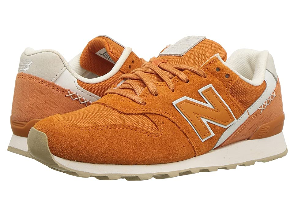 New Balance Classics WL696 (Vintage Orange) Women