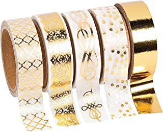 Best gold washi tape Reviews