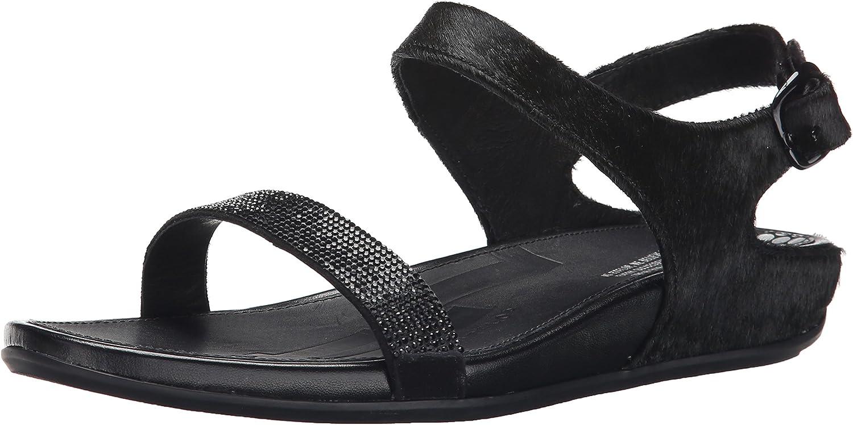 FitFlop Women's Banda Micro-Crystal Sandal