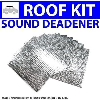 for Dodge Omni ~ Headliner Roof Kit Zirgo 314923 Heat and Sound Deadener