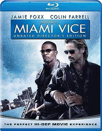 Miami Vice [Blu-ray] [Importado]