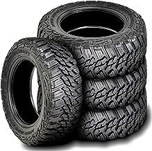 Set of 4 (FOUR) Kanati Mud Hog M/T Radial Tires-LT295/60R20 126/123Q LRE 10-Ply