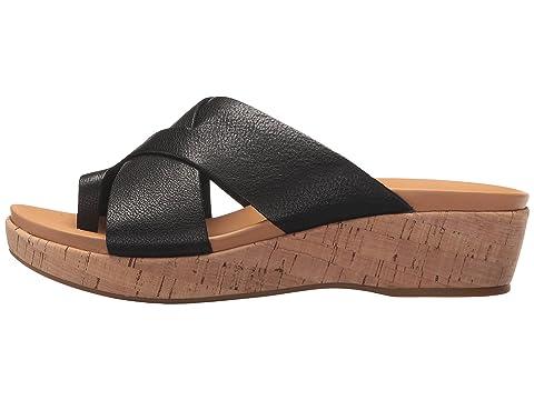Brown Baja Ease Full LeatherLight Leather Grain Grain Full Black Kork 1TCfqn