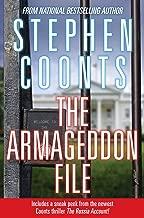The Armageddon File (Tommy Carmellini Series)