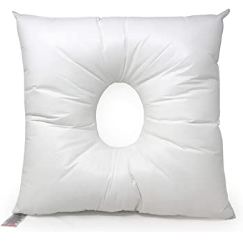 "Small Face Down Pillow, Size: 17"" x 14"