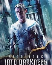ACTOR Karl Urban `STAR TREK - Into Darkness` autograph, signed photo