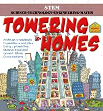 Towering Homes (Young Architect) (English Edition)
