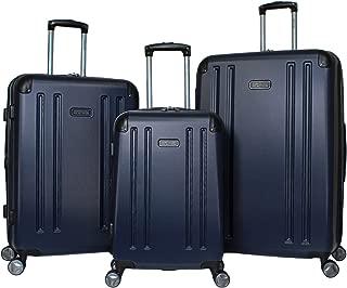 Reaction 8 Wheelin Expandable Luggage Spinner Wheeled Suitcase, 3 Pc Set, 29, 25 & 20-inch