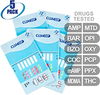 12 panel drug test buprenorphine