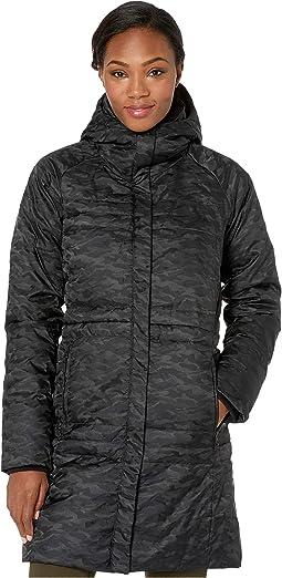 Black Jacquard/Black Sherpa
