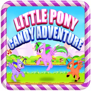 Little Pony Candy Adventure: My Cute Unicorn Magic Run in Sweet Paradise FULL