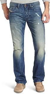 Diesel Men's Larkee Regular Straight-Leg Jean 0075I