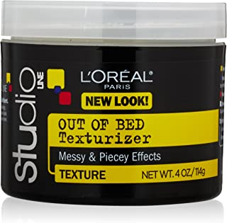 L'Oréal Paris Studio Line Out of Bed Texturizer Cream, 4 oz.