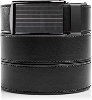 SlideBelts Men's Classic Belt with Premium Buckle